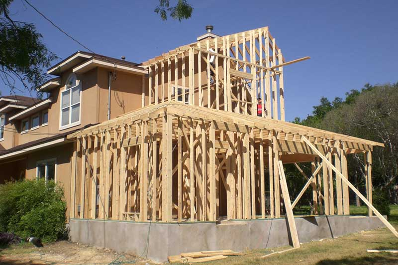 home addition services